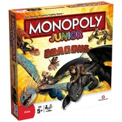 Dragons Monopoly Junior Edition