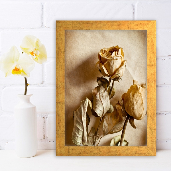 AC970629474 Multicolor Decorative Framed MDF Painting