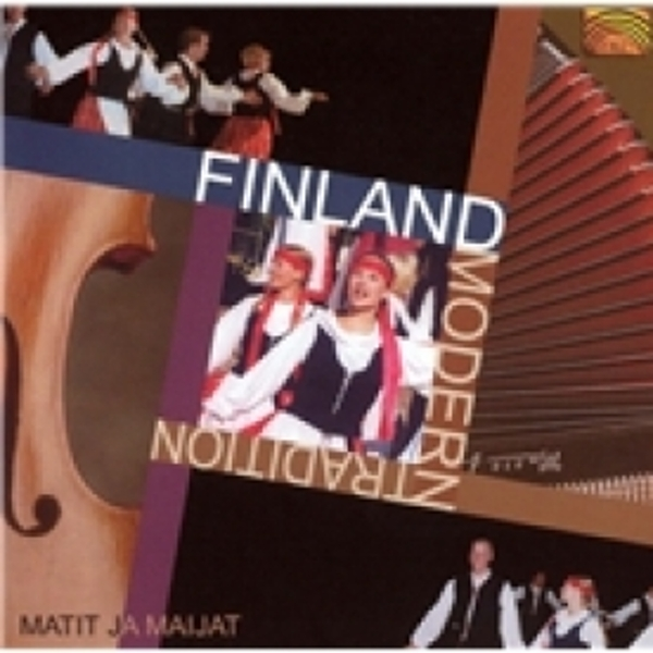 Matit Ja Maiijat Finland Modern Tradition CD