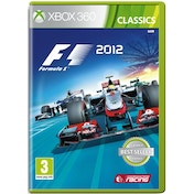F1 Formula One 2012 Game (Classics) Xbox 360