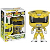 Yellow Ranger (Power Rangers) Pop Vinyl Figure