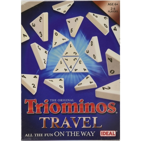 Triominos Travel Board Game