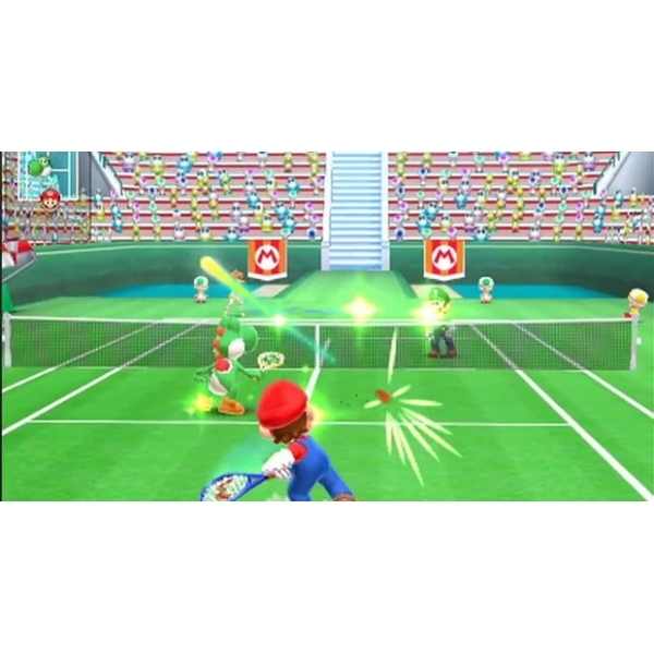 Mario Tennis Open 3DS Game (Selects) - Image 2