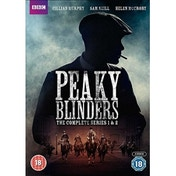 Peaky Blinders Series 1-2 DVD