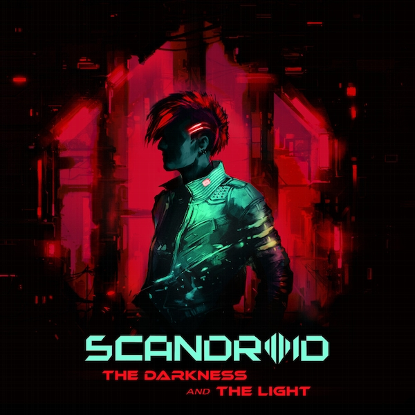 Scandroid - The Darkness And The Light (Dark Version) Cassette