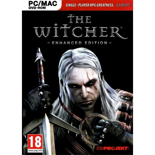 The Witcher Enhanced Edition Game PC