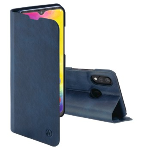 """Hama """"Guard Pro Booklet for Samsung Galaxy M20, blue"""