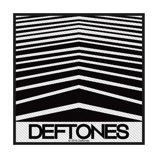 Deftones - Abstract Lines Standard Patch