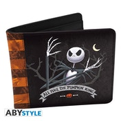 Disney -  The Nightmare Before Christmas / Jack Skellington Wallet