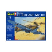 Hawker Hurricane Mk.IIC 1:72 Revell Model Kit