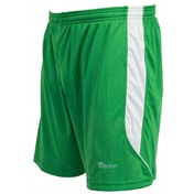 Precision Real Shorts 42-44 inch Green/White