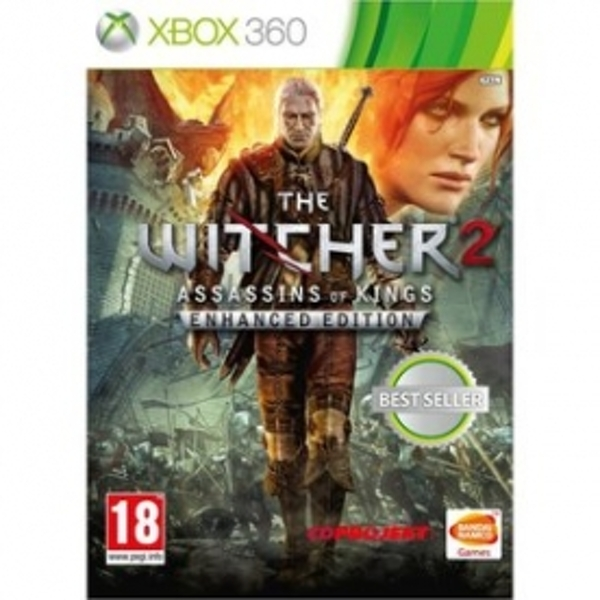 The Witcher 2 Assassins Of Kings Enhanced Edition (Classics) Game Xbox 360 - Image 1