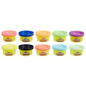 Play Doh - Party Pack Tube - 10 colours!
