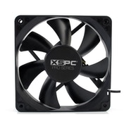 XSPC Pro Series 140mm 500 - 2000RPM PWM Fan - Black