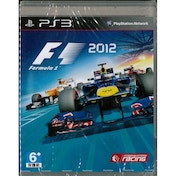 F1 Formula One 2012 (NTSC-J) Game PS3 (#)