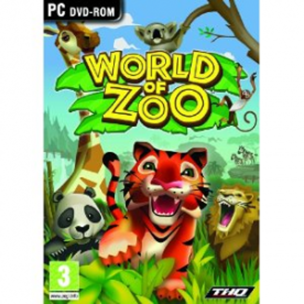 World of Zoo Game PC