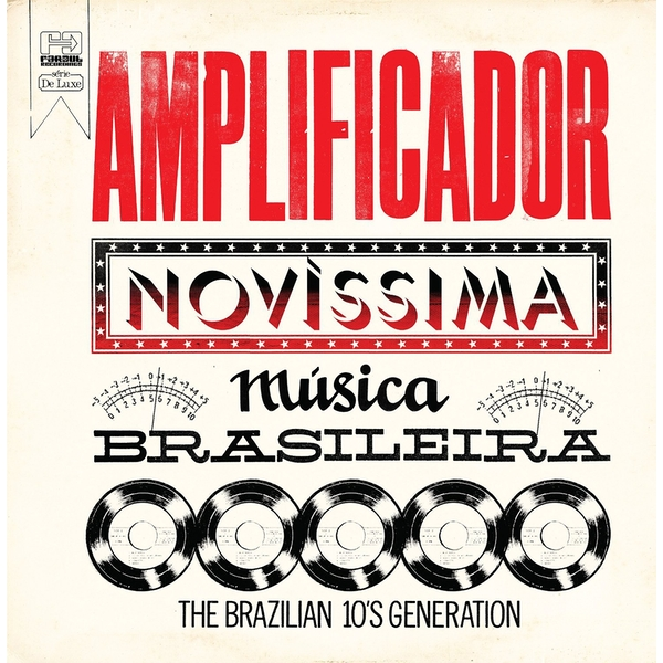 Various Artists - Amplificador Vinyl