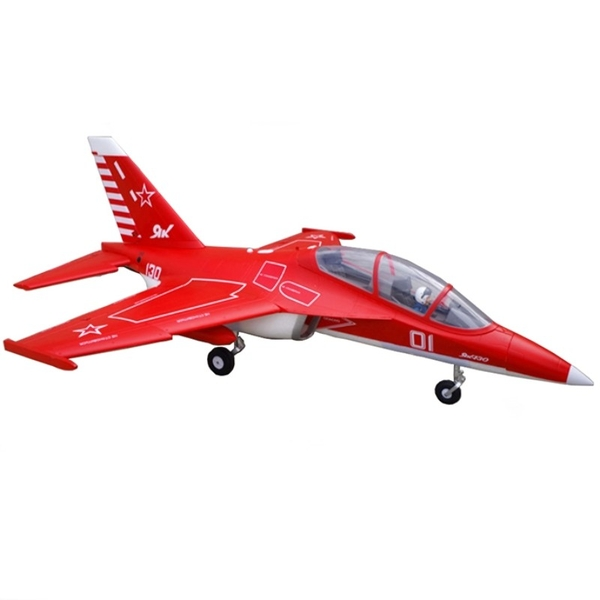 FMS Yak 130 EDF 70MM V2 ARTF Red