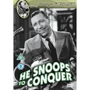 He Snoops to Conquer DVD