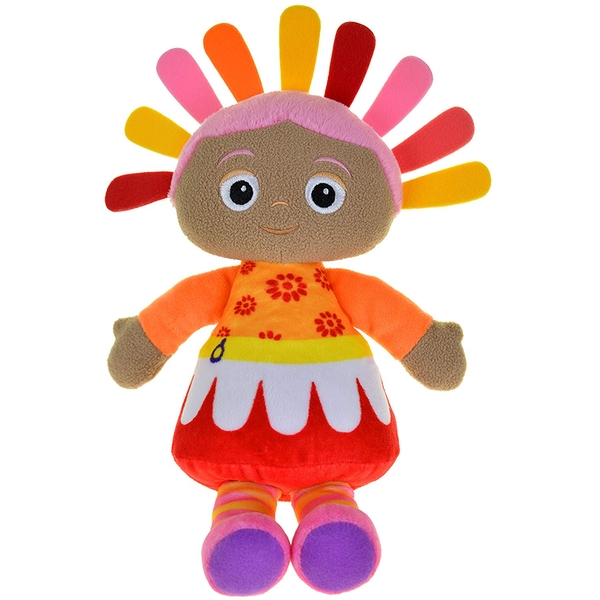 In the Night Garden Snuggly Singing Upsy Daisy Soft Toy - Image 1