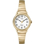 Timex Ladies Classic Expandable Watch T2H351 - Gold