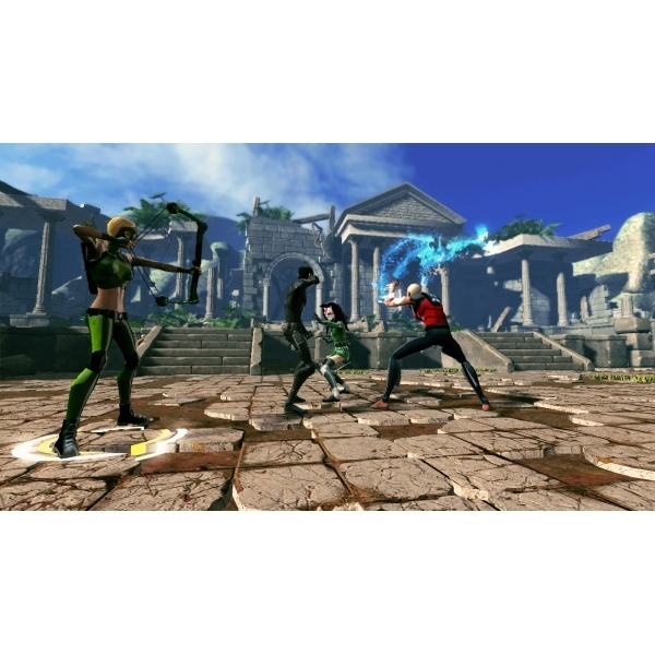 Young Justice Legacy Game PC - Image 2
