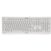 Cherry KC 1000 Wired USB Keyboard Pale Grey UK Layout