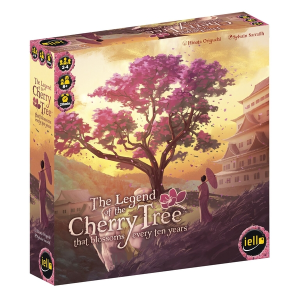 The Legend of the Cherry Tree Board Game