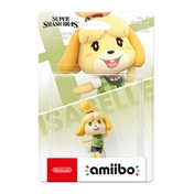 Isabelle Amiibo No 73 (Super Smash Bros Ultimate) for Nintendo Switch & 3DS
