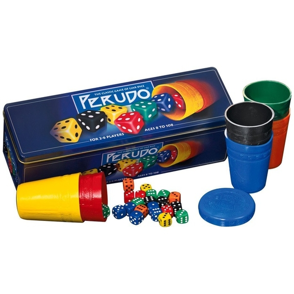 Perudo Board Game
