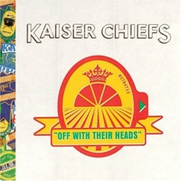 Kaiser Chiefs Off With Their Heads CD