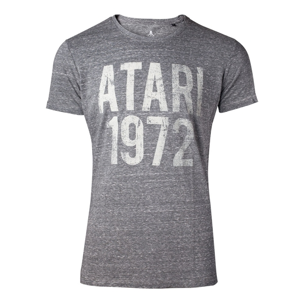 Atari - Vintage Atari 1972 Men's X-Large T-Shirt - Grey