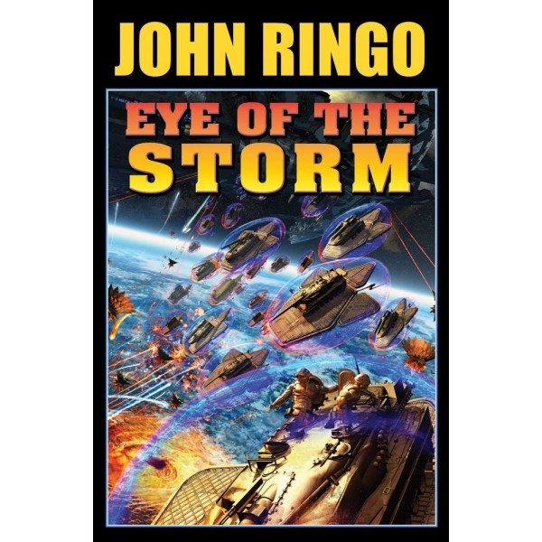 Eye Of The Storm Hardcover