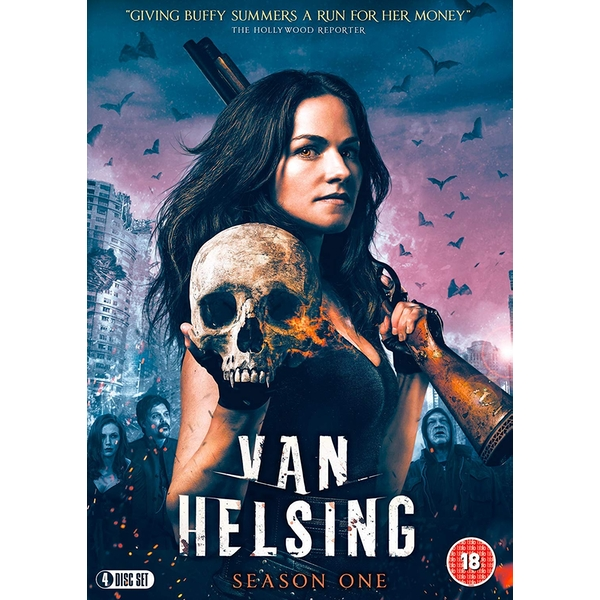 Van Helsing: Season One DVD
