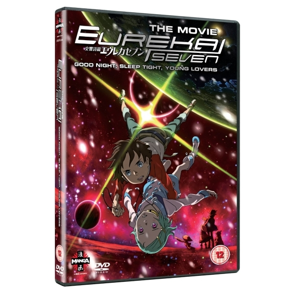 Eureka Seven The Movie DVD