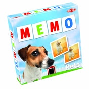 Memo Pets Game