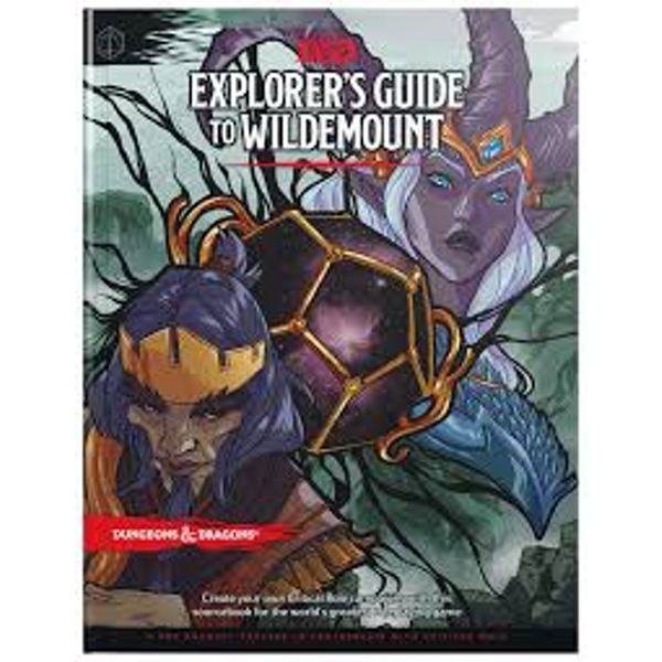 Dungeons & Dragons (DDN) Explorer's Guide to Wildemount