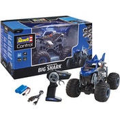 Big Shark Remote Controlled Monster Truck Revell Control