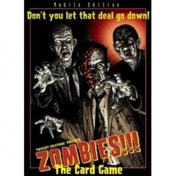 The Zombies!!! Card Board Game