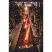 The Flash (lightning) Maxi Poster
