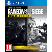 Tom Clancy's Rainbow Six Siege Advanced Edition PS4 Game