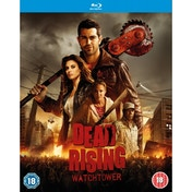 Dead Rising Watchtower Blu-ray