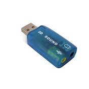 Dynamode Sound2 USB Sound Card 2.0 Adapter