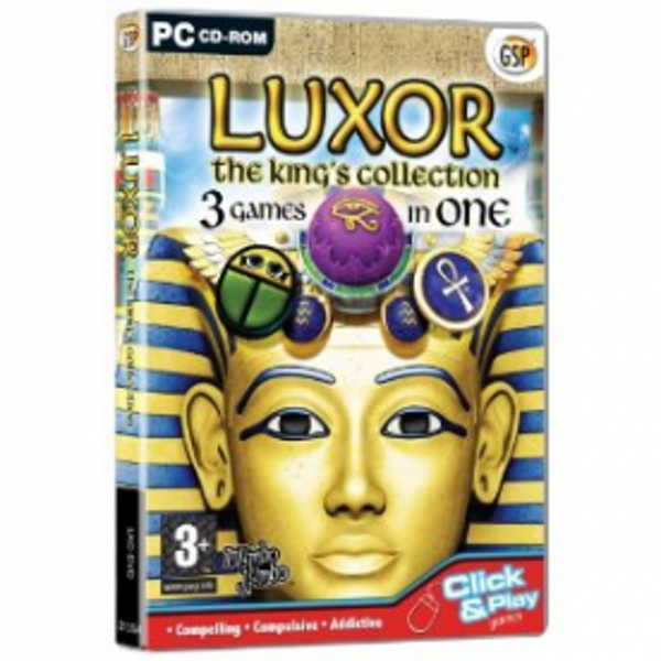 Luxor The Kings Collection Game PC