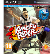 Playstation Move Kung Fu Rider Game PS3