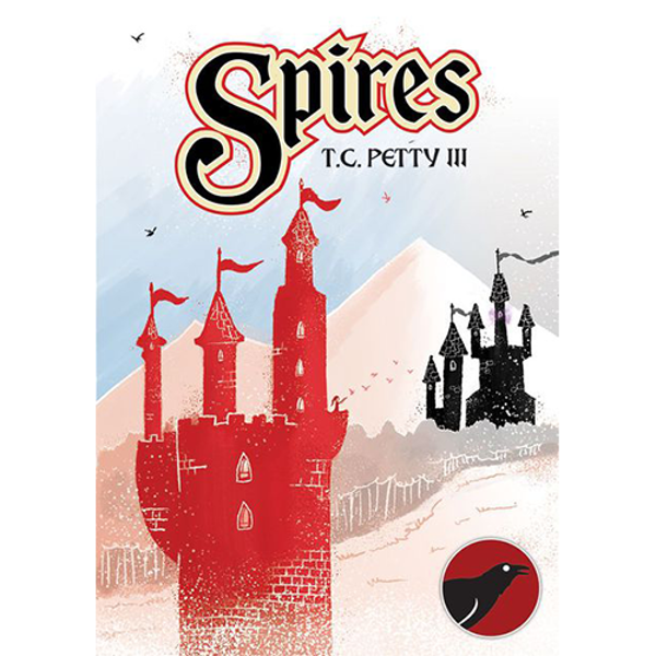 Spire RPG Core Book (2nd Edition)