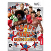 Ready To Rumble Revolution Game Wii