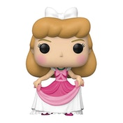 Cinderella in a Pink Dress (Cinderella) Funko Pop! Vinyl Figure