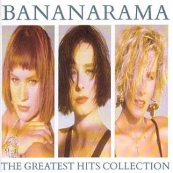 Bananarama Greatest Hits Collection CD
