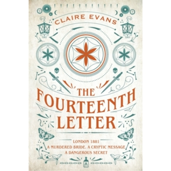 The Fourteenth Letter : The page-turning new thriller filled with a labyrinth of secrets